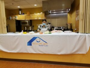 ActiveCare Event Meals