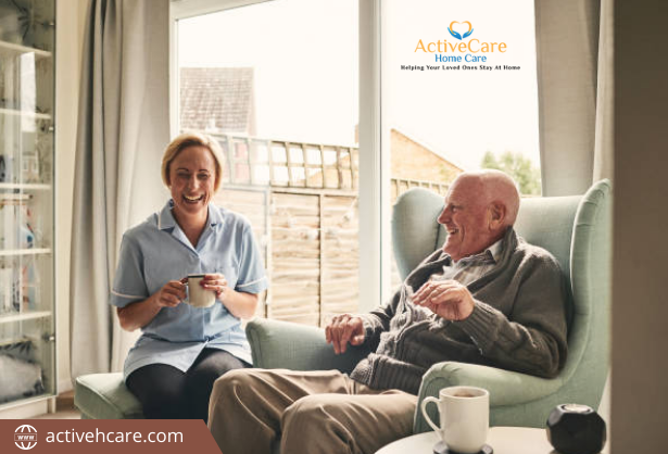 Live-in Caregiving Services